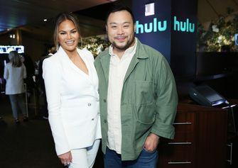 Chrissy Teigen en David Chang presenteren Family Style