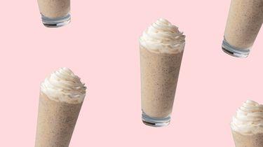 Starbucks Peanut Butter Cup Frappuccino