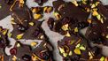 winterse chocoladebrokken