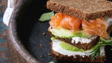 Broodjes voor de lunch recepten