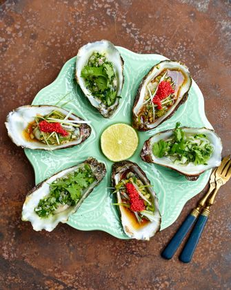Nikkei oesters
