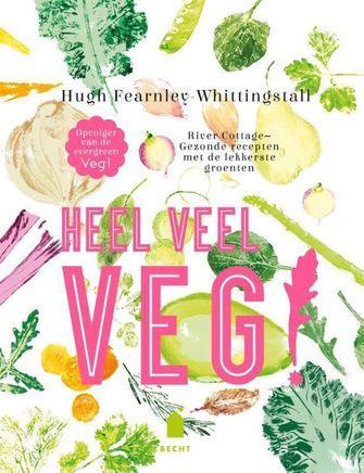 Heel veel veg! als voorbeeld van vegetarische kookboeken