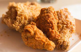 fried chicken in New York
