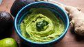 guacamole zonder avocado