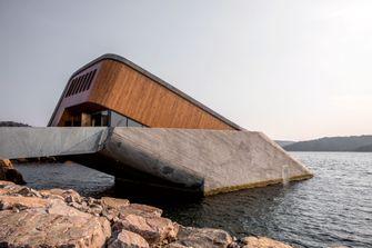 restaurant Under Noorwegen
