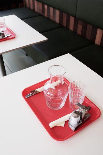 Eten bij WES Rotterdam