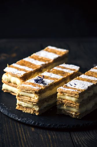 tompouce millefeuille