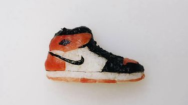 Shoe-shi: sushi in de vorm van sneakers