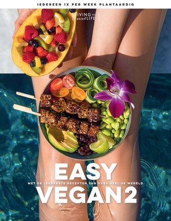 Kookboek easy vegan