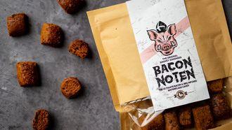 Baconnoten - pepernoten met bacon