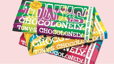 Tony's Chocolonely limited editions