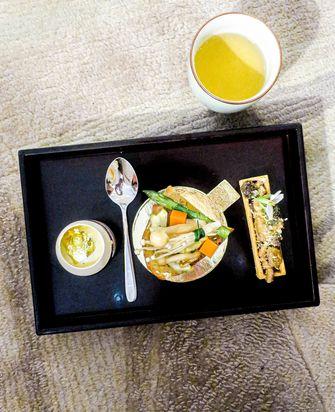 Japanse high tea Okura