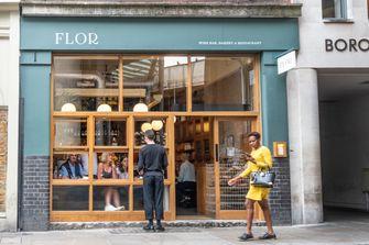 Flor Londen restaurants