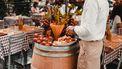 Italiaans eten zoals bij de Italiaanse groothandel in Amsterdam