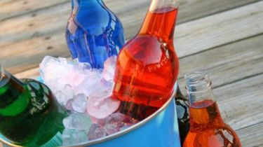 Drankjes koel houden in de zomer