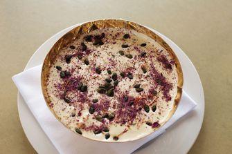 Perzische rijstpudding