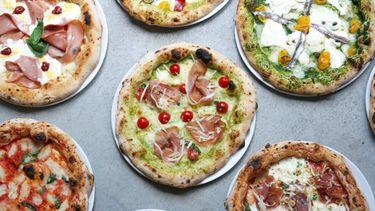pizza van PizzaLab als voorbeeld van lekkere pizza in Amsterdam