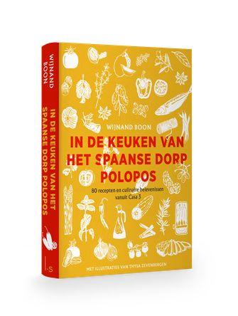 cover In de keuken van het Spaanse dorp Polopos