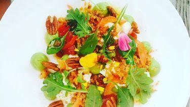 Eten bij Roots Foodbar