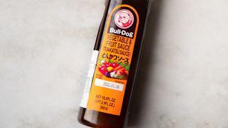 Bull-Dog tonkatsu sauce