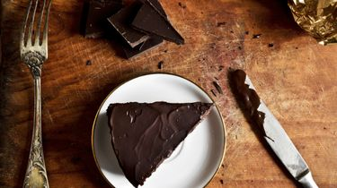 Chocolade frosting
