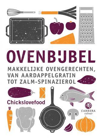 Chickslovefood Ovenbijbel cover