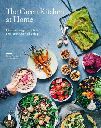 the green kitchen at home cover