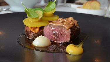 Het menu van Sabero in Roermond