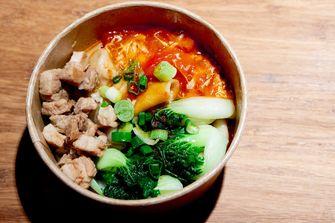 Noodles bij China Supreme