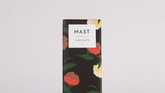 Schapenmelk chocolade Mast Brothers