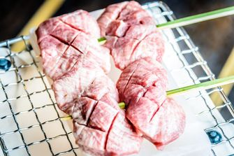 Wagyu-vlees-robatayaki-stock