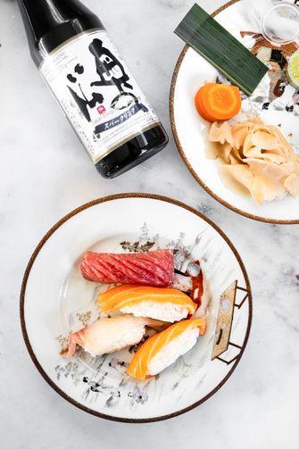 Sushi van Yamazato