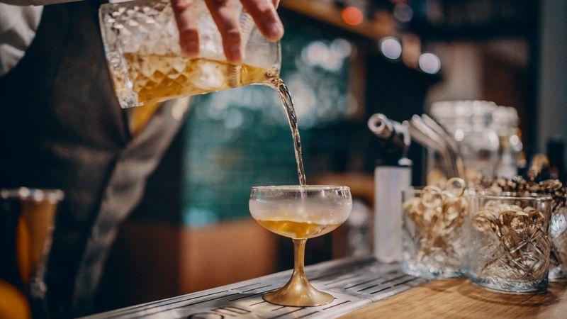 Online workshops cocktails
