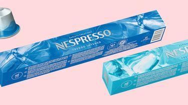 Nieuwe ijskoffies Nespresso