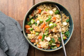Chinese nasi