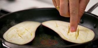 Rogan josh met aubergine