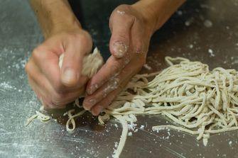 verse noodles van spelt