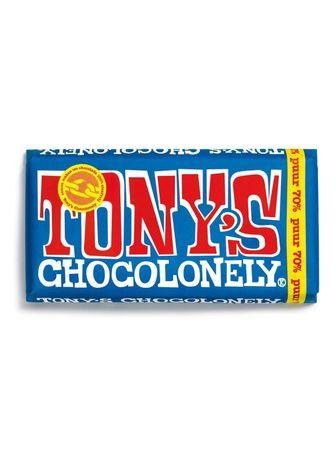 Tony's Chocolonely 70% puur