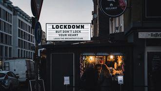 Corona restaurants afhalen lockdown