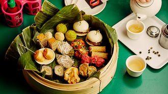De Asian high tea van Happyhappyjoyjoy