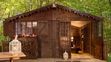 Chocolate Cottage in Parijs
