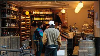 Pop-up shops horeca