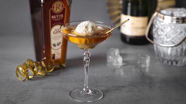 Cocktail voor oud & nieuw