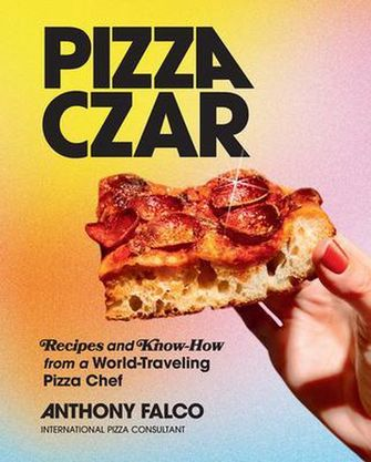 Pizza czar van Anthony Falco als voorbeeld van pizza tools