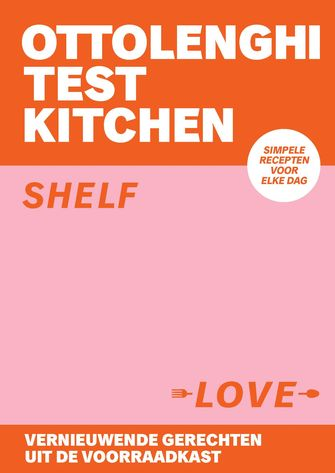 Shelf Love Ottolenghi