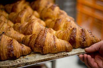 De croissants van Le Fournil