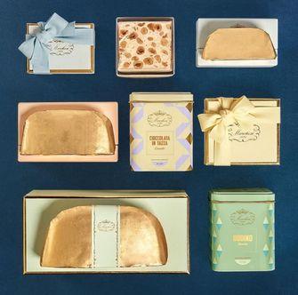 Snoepjes en taartjes van de Prada patisserie