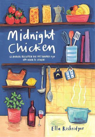 Midnight Chicken als voorbeeld van top kookboeken