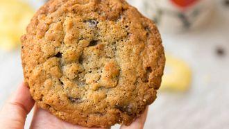 compost cookies met chips