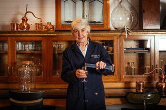 Lesley Gracie van Hendrick's Gin